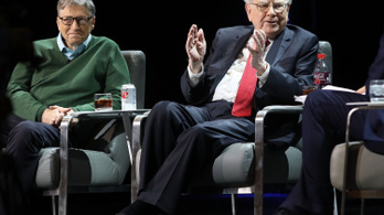Bill Gates és Warren Buffett együtt épít új típusú atomerőművet