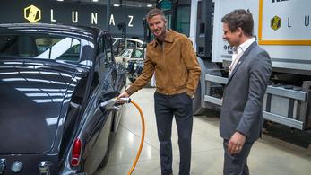 David Beckham bevásárolta magát a Lunazba