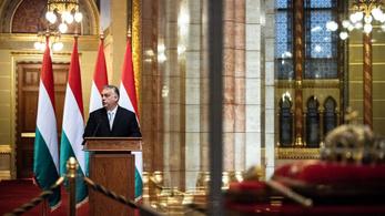 Orbán Viktor: Ha baj van, a hazánkat nekünk kell megvédeni