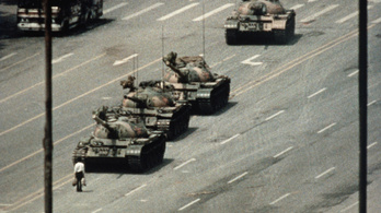 Eltűnt a Microsoft keresőjéből a híres Tienanmen téri fotó