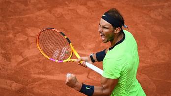 Djokovics és Nadal is könnyedén jutott a 16 közé a Garroson