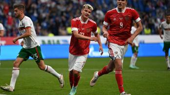 Az oroszok sikerrel, Bale-ék iksszel hangoltak az Eb-re