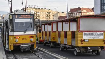 Razzia az 1-es villamos vonalán: két körözött személy bukott le