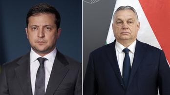 Orbán Viktor kész találkozni az ukrán elnökkel