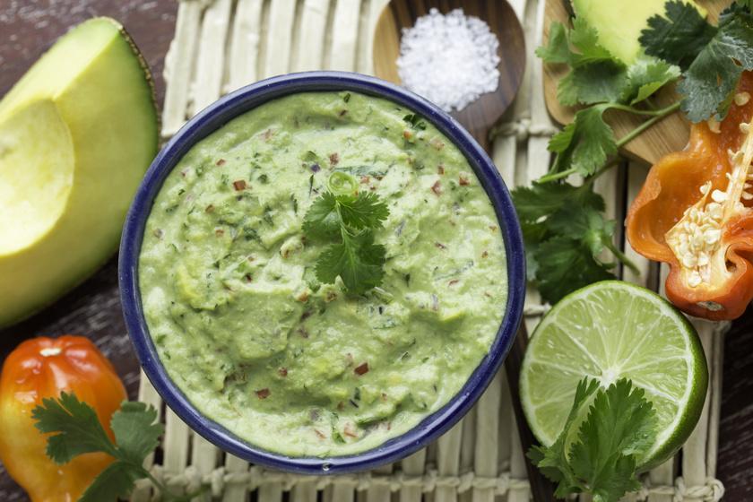 Ínyenc házi guacamole: isteni avokádókrém villámgyorsan
