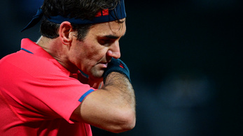 Roger Federer feladta a Roland Garrost