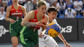 A női és a férfi 3x3-as kosárválogatott sem jutott ki az olimpiára