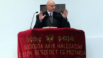 Felszentelték a Tiszáninneni Református Egyházkerület püspökét
