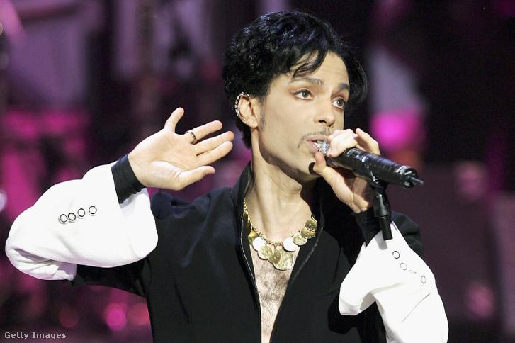 Prince 2005-ben