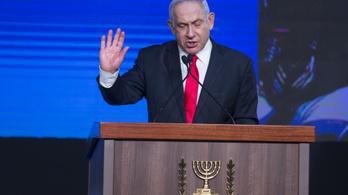 Netanjahu választási csalással vádolja ellenfeleit