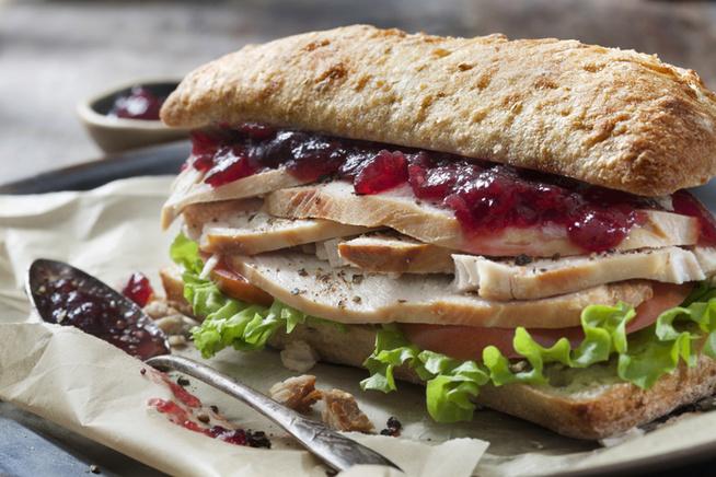 Gyümölcsraguval és sajttal készült szendvicsben a legfinomabb.