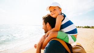 Te is fel szoktad kapni a gyereket a csípődre vagy a nyakadba? Ezért nem kéne