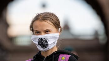 Greta Thunberg megtanult káromkodni
