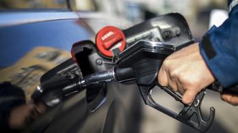 Újra drágul az üzemanyag