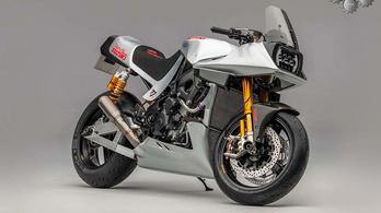 Igen veszett Katanát épített a Team Classic Suzuki