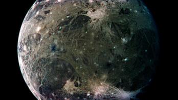 A Naprendszer legnagyobb holdját vizsgálta a Juno szonda