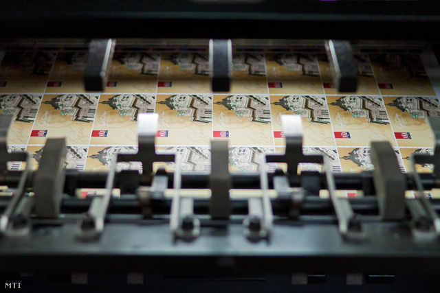 SZÉP kártyák a nyomdában