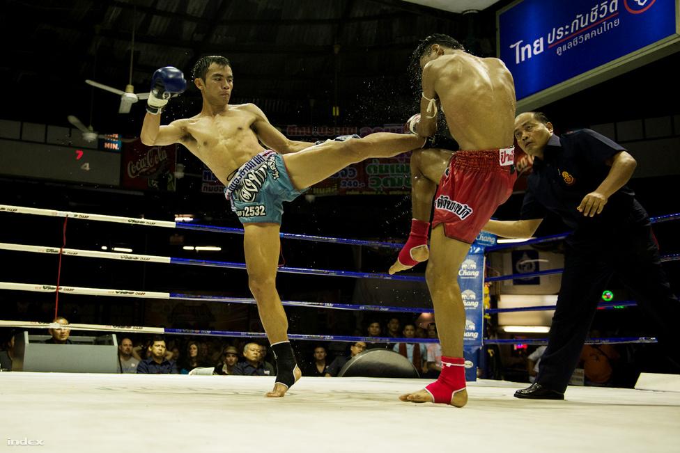 A muaj thai több tekintetben különbözik a karatétól és a kungfutól. A rúgásokat és ütéseket itt teljes erőből viszik be, nem fogják vissza magukat a harcosok.