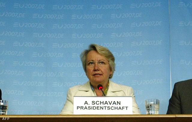 Anette Schavan
