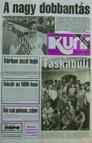 1992 kurir