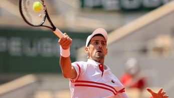 Djokovics kétszettes hátrányból, Nadal simán nyert