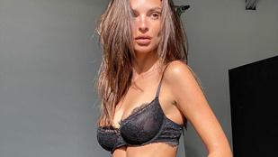 Mindent Emily Ratajkowskiról: 30 éves lett a botrányklippel híressé vált modell