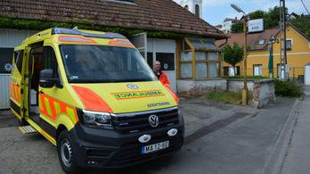A fia és az unokája tartotta életben a dunabogdányi asszonyt a mentők megérkezéséig
