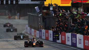 Itt volt az ideje, méltó kihívóra talált a Mercedes az F1-ben