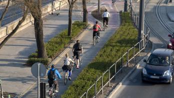 A fővárosi közlekedési káoszból a kerékpár lehet a kiút