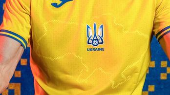 Saját területként szerepel a Krím az ukrán nemzeti futballmezen, a Kreml kiakadt