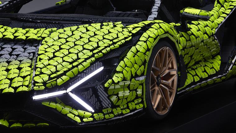Lehetsz kőgazdag, ilyen Lamborghinit nem tudsz venni