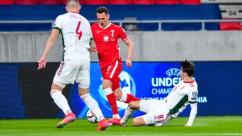 A lengyelek egyik legjobbja kihagyja az Európa-bajnokságot
