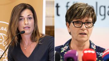 Kálmán Olga beszólt Varga Juditnak, lopás nélkül Európai Ügyészségre sem lenne szükség