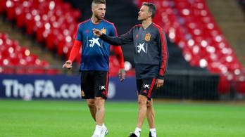 Sergio Ramos a spanyol vésztartalékok közé sem fért be
