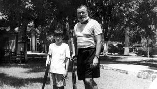 Tudtad, hogy Hemingwaynek volt egy transznemű gyereke? Így reagált a híres író a coming outra