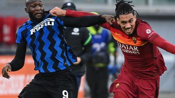 Ufót látott a Roma válogatott játékosa