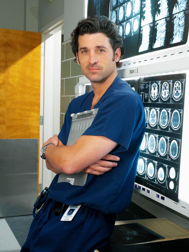 Ki játszotta a Grace klinikában dr. Derek Shepherd, szívdöglesztő sebész szerepét?