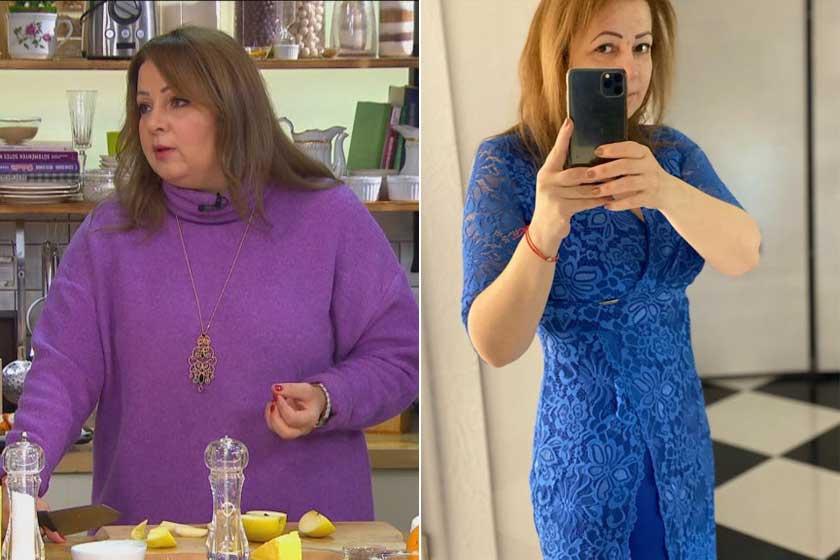 Gáspár Bea teljesen átalakult 2019 októbere óta. Látványos fogyását ilyen szűk ruhákban mutatja meg az Instagramon. A jobb oldali fotót 2021 áprilisában készítette.