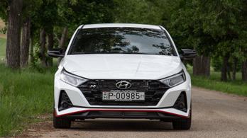 Bemutató: Hyundai i20 N – 2021.