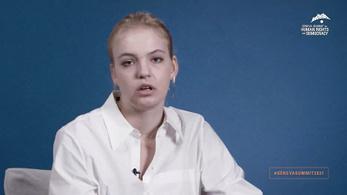 Navalnij lánya: mi vagyunk a többség, nem tudnak elhallgattatni minket