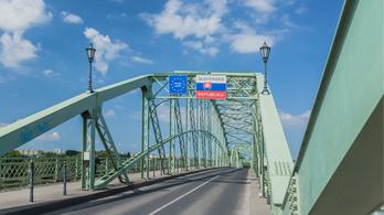 Megnyílik a határ Magyarország és Szlovákia között