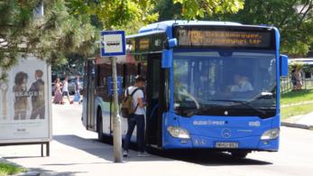 Összevertek egy buszsofőrt Budapesten