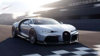 Új csúcs-Bugatti érkezik, 1,1 milliárdért