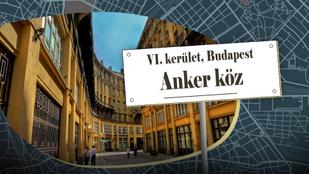 Bécsi biztosítótársaság megrendelésére épült az Anker köznek nevet adó palota
