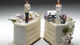 A 3 leggyakoribb válóok: így rombolják szét a házasságokat