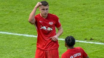 Magyar futballista lett az RB Leipzig legjobbja