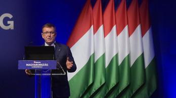 Matolcsy György: Kötelességünk letörni az inflációt