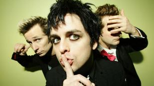 Green Day: Betéptek, Szezám utcát néztek és megszületett a tökéletes zenekarnév