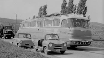 Hol tartana ma az automobilizmus magyarok nélkül?