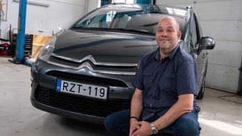 MűhelyPRN 104: Citroën C4 Grand Picasso – 2012.